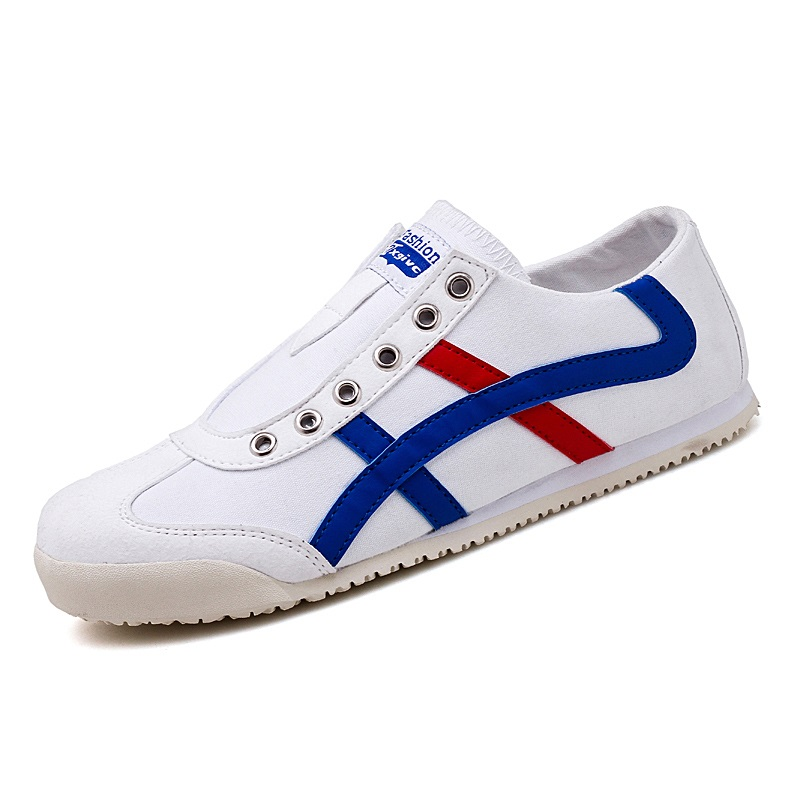 ZENVBNV Venta Caliente Otoño Hombres Zapatos de Lona Transpirables - Zapatos de hombre - foto 5