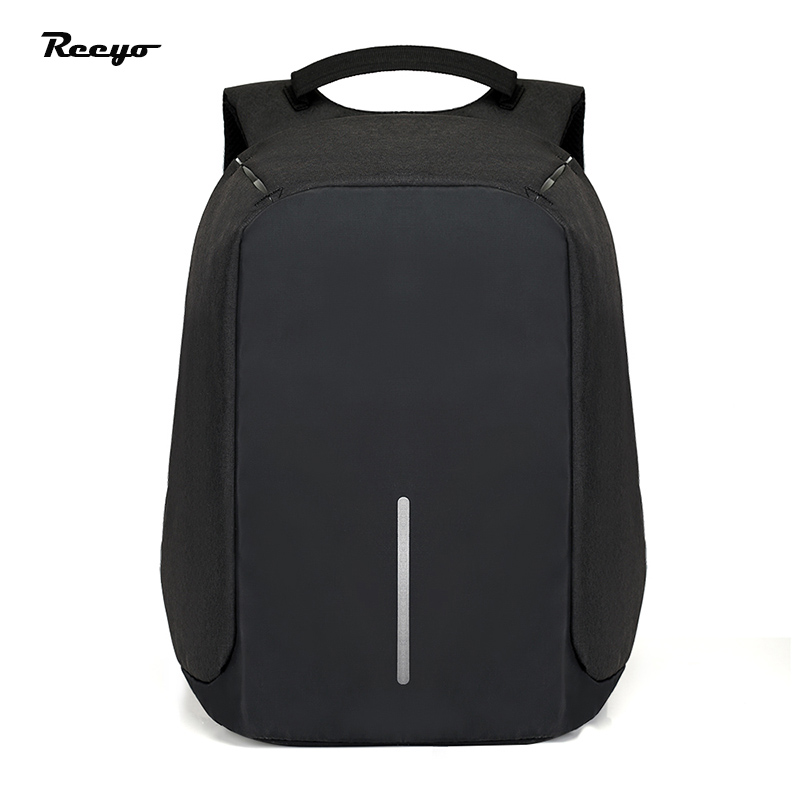New Smart Charge Men Women Backpack for 15 6 inch Laptop Large Capacity Casual Style School