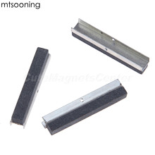 mtsooning 3pcs 50mm Replaceable Stone For Brake Piston Cylinder Hone Tool Replacement Stone Fixed Angle Cylinder Hone Tool