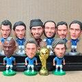 6.5 cm Camisa Goleiro Gianluigi Buffon Itália Copa Do Mundo de Futebol Mario Balotelli Figura De Futebol Euro 2016 Andrea Pirlo Totti