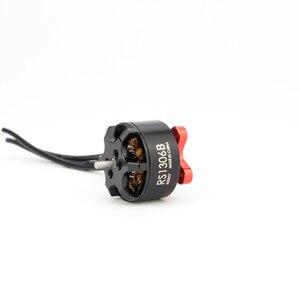 Image 2 - 4 шт./лот EMAX RS1306B 2700KV 4000KV бесщеточный гоночный мотор 3 4S RS1306 версия 2 мотор для гоночного квадрокоптера RC FPV