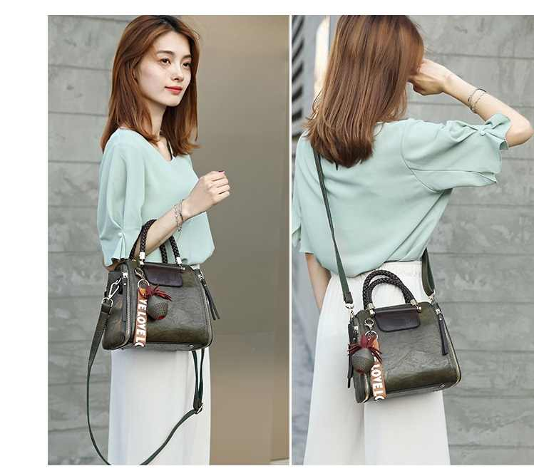 Женская Роскошная Брендовая женская сумка на плечо из натуральной кожи Модная трендовая женская небольшая сумка-корзина bolsa feminina T38