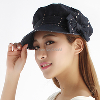 Free Shipping Romantic Spring And Summer Military Hat Fashion Sunbonnet Handsome Cowboy Hat Charming Sunhat