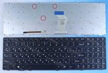 Neue Russland Schwarz laptop-tastatur für IBM lenovo ideapad Y580 Y580N Y580NT Hintergrundbeleuchtung laptop-tastatur laptop teile 25203445
