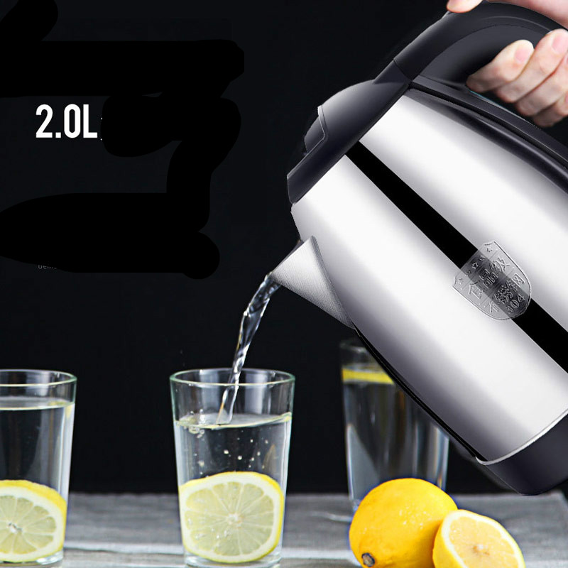 Electric kettle 304 stainless steel USES automatic power failure open Overheat Protection