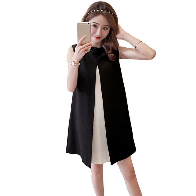 Dress Summer Maternity Dresses Gown Party Pregnancy Clothes For Pregnant Women Costume H488