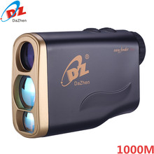 Handheld laser rangefinder 1000m hunting range finder sport telescope monocular measure height speed measurement 004 hunting camouflage laser range and speed finder 400m laser rangfinder distance measure telescope visionking to hunt