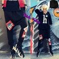 HIP HOP New Fashion Women Plus Thick Velvet Harem Baggy HipHop Dance SweatPants Slacks Full Length Girl  Pants