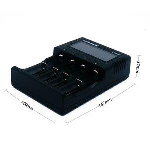 Image 2 - Liitokala lii PD4 18650 26650 1.2V AA AAA NiMH 3.7V lithium battery charger 26650 four smart slot Universal charger
