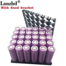 10-30PCS 18650 Batteries 3.7V Li ion 3300mAh 30A 18650VTC7 18650 battery and fixed bracket 18650 Holder with Splicing Bracket