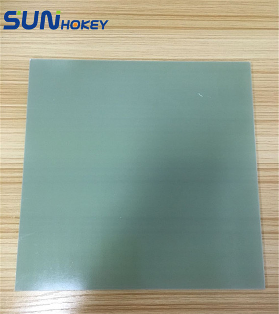 High Quality 3D Printer parts FR4 Heated Bed Fiber Glass Board Plate 213*213*3mm for DIY 3D Printer