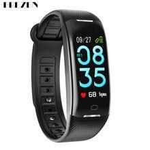 FREZEN Smart Bracelet Z21 Color screen Waterproof Bluetooth Wristband Sports Heart Rate Monitor Fitness Tracker Smart Band