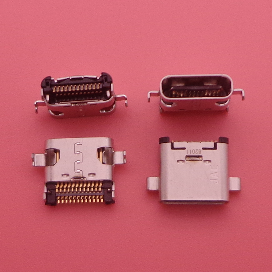 Charging Port Micro <font><b>USB</b></font> Charger Dock Connector Contact Replacement Part For <font><b>Sony</b></font> Xperia L1 G3311 <font><b>G3312</b></font> G3313 image