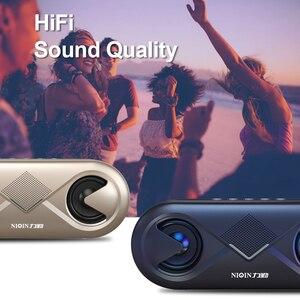 Image 3 - Портативный беспроводной Bluetooth 5,0 динамик 4D стерео звук громкий динамик открытый двойной динамик s Поддержка TF карта/USB накопитель/AUX