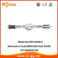 ROCCER короткие HMI1200/S перемещение головы лампа MSR1200/2 золото SA/2/DE HTI1200W/D7 /75 hmi 1200/2/s