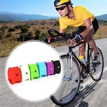6 видов голоса 120 дБ велосипедный Силиконовый Электронный рожок Предупреждение горный велосипед езда оборудование IPX4 водонепроницаемый