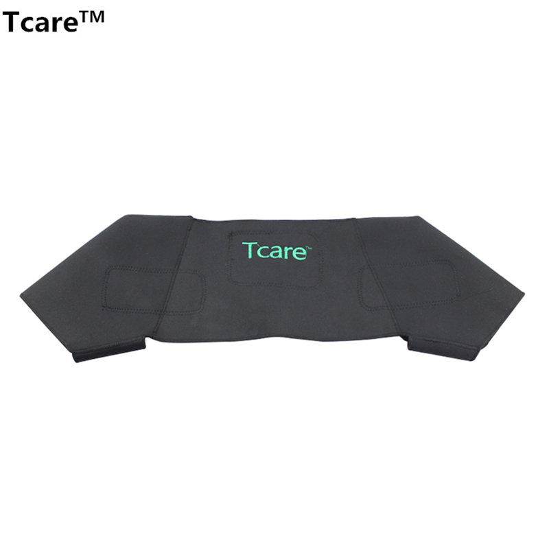 1 Pcs Tcare Self-heating Tourmaline Shoulder Brace Support Pain Relief Magnetic Therapy Tourmaline Braces Health Products
