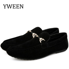 YWEEN New Spring Autumn Men Shoes Comfortable Slip-On Men Loafers Fashion Casual Shoes Men Flats Wholesale Shoes