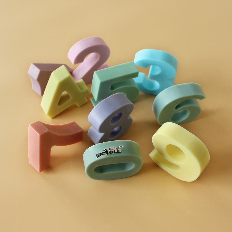 0 9 Figure Silicone Soap Chocolate Ice Cube Candy Cake Cookie Molds Cake Decorating Tools in Soap Molds from Home Garden