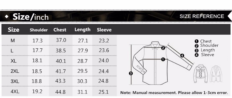 dress shirt size_inch