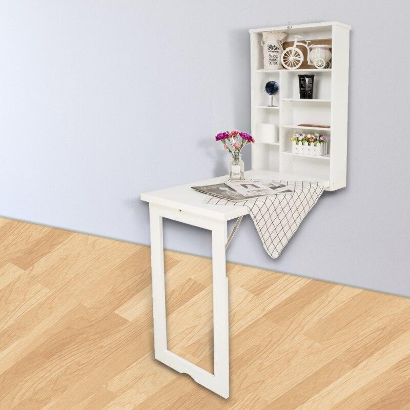 Portable ordinateur Portable bureau debout pour lit canapé ordinateur Portable Table pliante ordinateur Portable bureau avec armoire Pad pour salon bureau