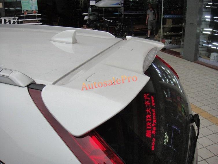 Unpaint Rear Trunk Roof Spoiler Wing Pad Lip For Honda CRV CR-V 2012 2013 2014 2015 2016
