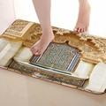 Кран Стиль Коврик для ванной комнаты  смешные Противоскользящие коврики для ванной  занавески  аксессуары для душа  соответствующие вашей з...