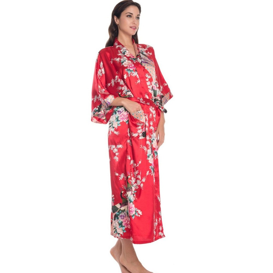 Robe japonaise grande taille