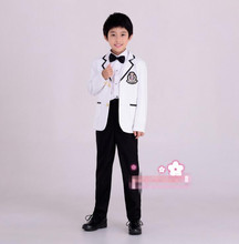 Slim Children s costumes Stage Performance five piece suit for Boys boys suits for weddings jacket