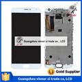 5.5 For Meizu MX5 MTK6795 LCD Display Monitor Touch Screen Digitizer Glass Sensor Panel Replacement Assembly+Frame+Tool