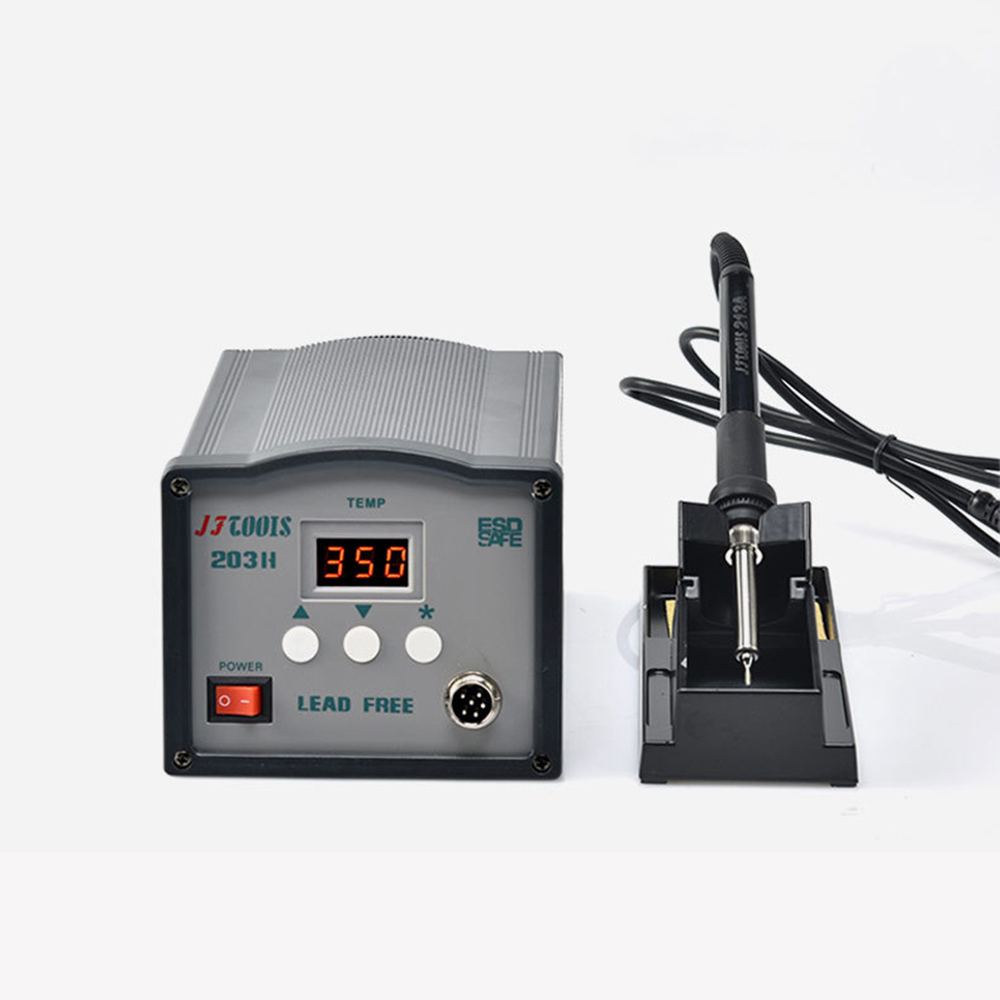JF 220V high frequency digital display temperature control lead-free soldering platform, Electrical maintenance tools
