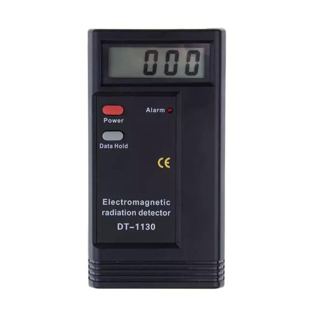 LCD Digital Electromagnetic Radiation Detector EMF Meter Dosimeter Tester Radiation Measurement High Quality gm3120 electromagnetic radiation detector tester phone pc home equitment radiation monitoring with lcd display
