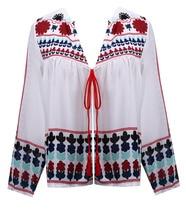New Women Vintage Floral Loose Shawl Kimono Cardigan Boho Chiffon Tops Jacket