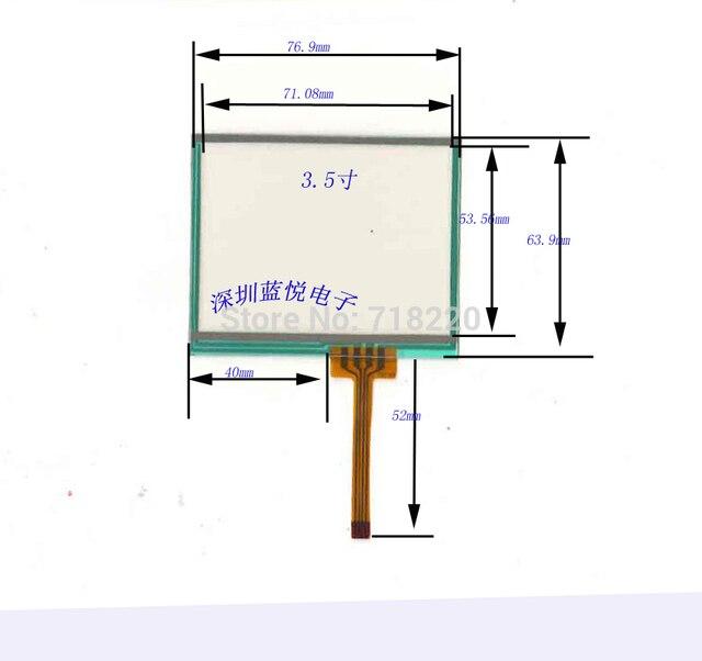 Gratis Verzending 35 Inch Resistive Touch Screen Panel Tm035kdh03