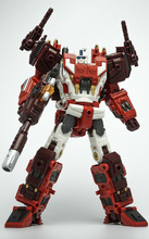 (IN STOCK) TOYS Warbotron WB-03E Computron, main body, Laser Canon,Scattershot