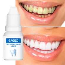 EFERO White Teeth Whitening Essence Dental Tools Whitener Oral Hygiene White Tooth Cleaning Bleaching Serum Remove Plaque Stains white teeth whitening essence dental whitener oral hygiene white tooth cleaning bleaching serum remove plaque stains teeth care