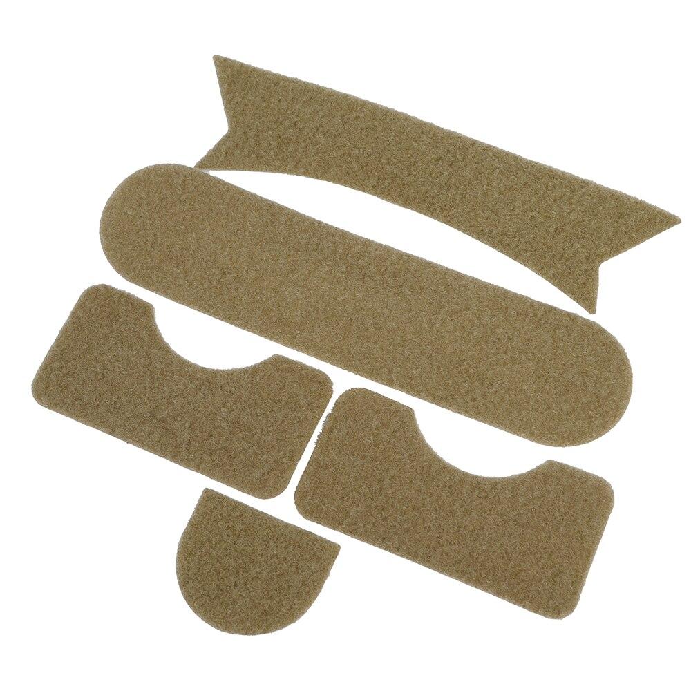 Страйкбол Тактический шлем DIY волшебная наклейка TB-FMA лента для Шлема Крышка Для MH стиль быстро Баллистические шлемы шлем аксессуары