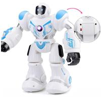 Remote Control Robot Toy Smart Child RC Robot With Sing Dance Action Figure RoboCop Toys For Boys Children Birthday Gift