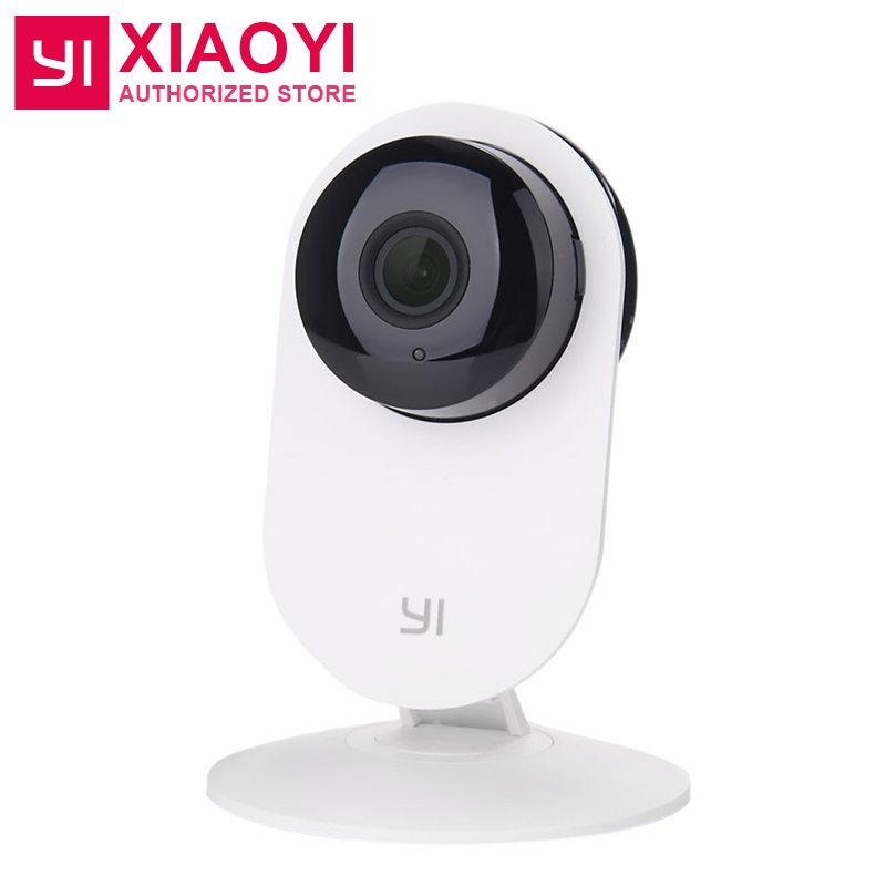 "imágenes para [Edición internacional] Xiaoyi YI Hogar Cámara HD 720 P Cámara IP Xiaoyi 110 ""gran Angular de Dos vías de Audio de Actividad de Alerta Inteligente Webcam"