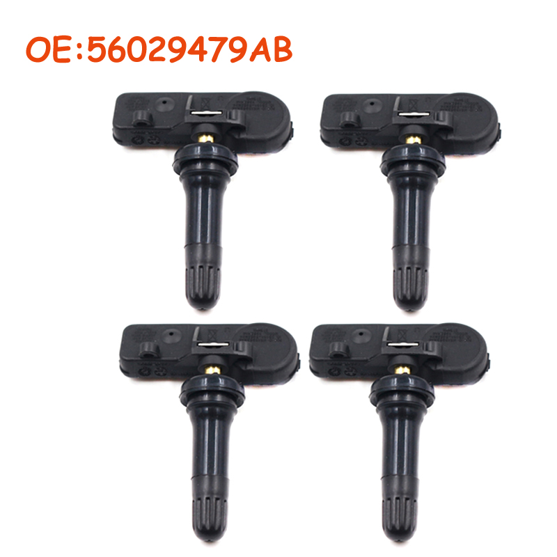 4 PCS Car accessories 56029479AB For Dodge Chrysler Suzuki Jeep Car Tire Pressure Monitoring Sensor TPMS