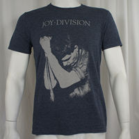 Authentic JOY DIVISION Ian Curtis Slim Fit T Shirt S M L XL XXL NEW Cheap wholesale tees,100% Cotton For Man,T shirt printing