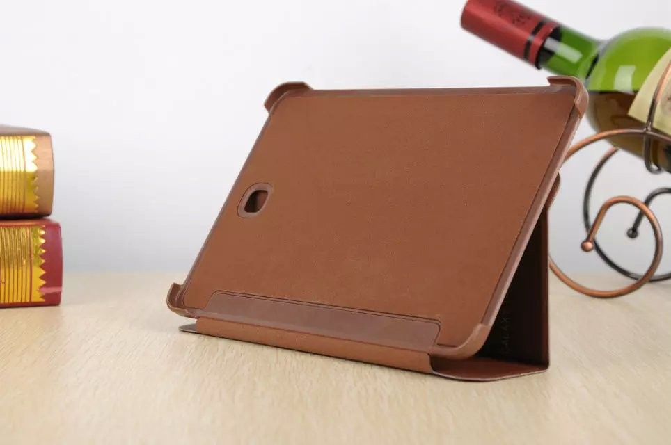 Best Selling Magnetic Smart Sleep Pu Leather Case Cover For Samsung Galaxy Tab S2 8.0 T710 SM-T715 T715 8