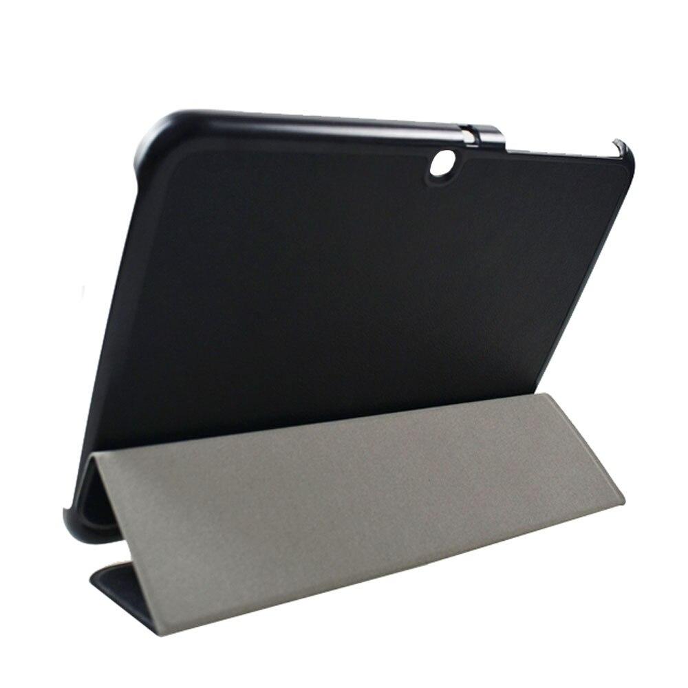 GT P5200 P5210 P5220 ultrathin õhukesest fikseeritav nahast - Tahvelarvutite tarvikud - Foto 5
