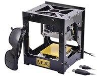 USB DIY Laser Engraver Laser Printer Wood Engraving Machine Paper Card Cutter 300mw 38 38mm
