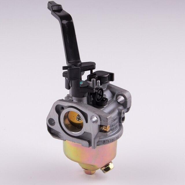 5.5hp generator carburetors for F168 engine gasoline generator.gas generator 168f carburetor