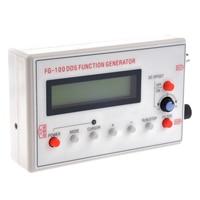 1HZ 500KHz DDS Function Signal Generator Module Sine Square Wave Case