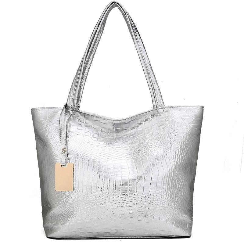 Crocodile pattern Women Famous Brands Crossbody Bags For Women Shoulder Bags Messenger Bag Designer Leather Handbags