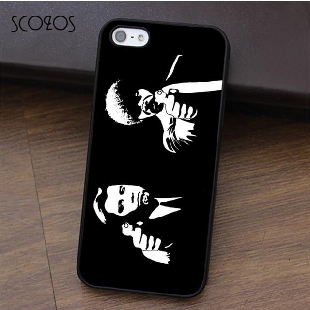 SCOZOS Pulp Fiction Retro Film phone case for iphone X 4 4s 5 5s Se ...