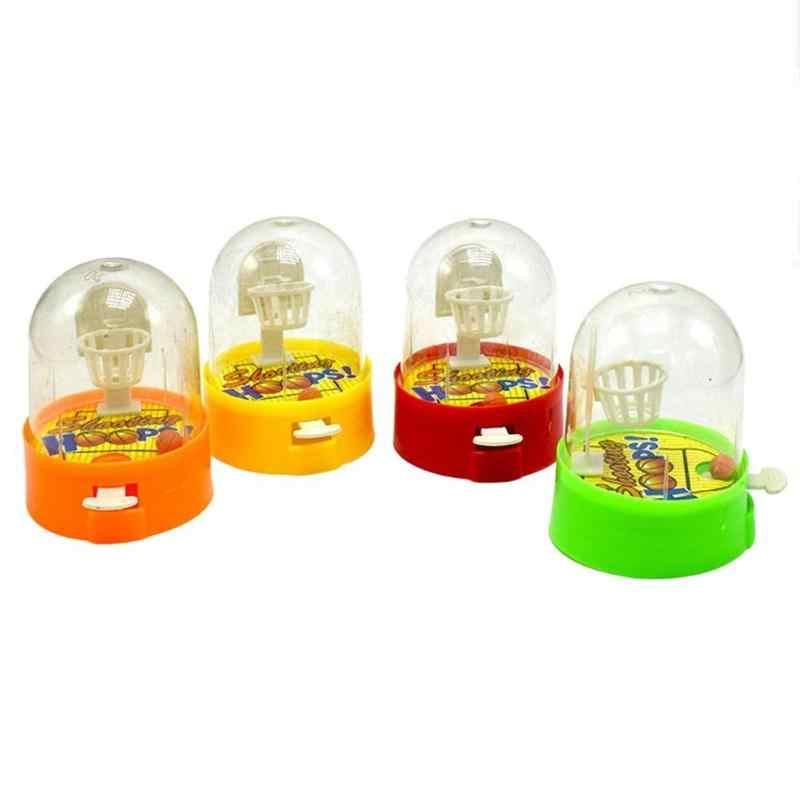 كرة السلة الكرة اطلاق النار لعب البسيطة اطلاق النار اللعب إصبع جهاز إطلاق الرصاص سطح المكتب ألعاب الأطفال لعب التدريب الطفل هدايا