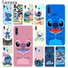 Lavaza Lilo y puntada Rosa poster teléfono duro funda para Samsung Galaxy A70 A60 A50 A40 A30 A20 A10 M10 M20 M30 M40 A20e cubierta